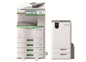 Techserve introduces Toshiba's world-first eco-friendly multifunction printer able to reuse paper