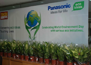 Techserve goes green on World Environment Day!