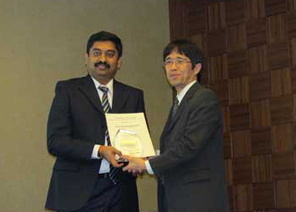Techserve Service Advisor wins regional Toshiba gold award